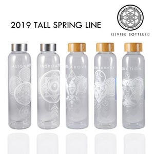 INSPIRATION 18 OZ TALL - NOW IN STOCK! - Vibe Bottle