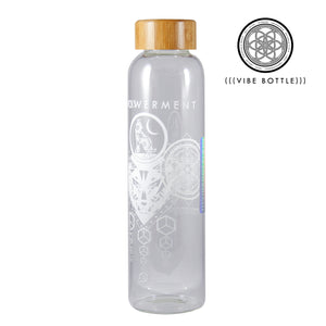 WOLF 18 OZ TALL - NOW IN STOCK! - Vibe Bottle