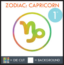 Load image into Gallery viewer, HAZE DECALS - ZODIAC SERIES - MULTI-SIZE - HOLOGRAPHIC