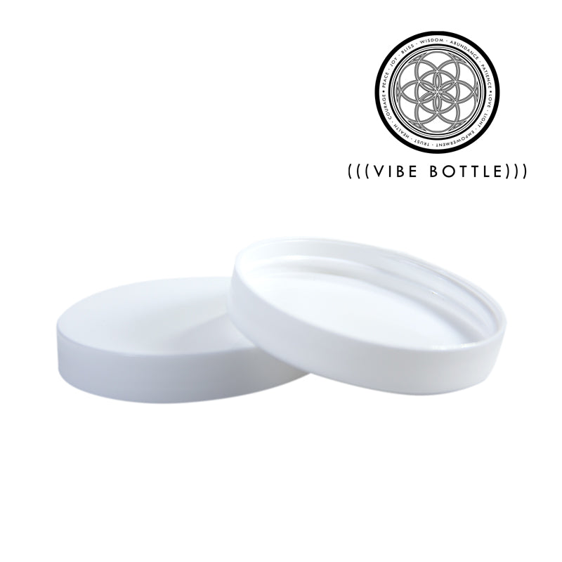 REPLACEMENT CAP JAR 2 PACK - Vibe Bottle