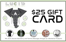 Load image into Gallery viewer, LucidVibes.net GIFT CARD!