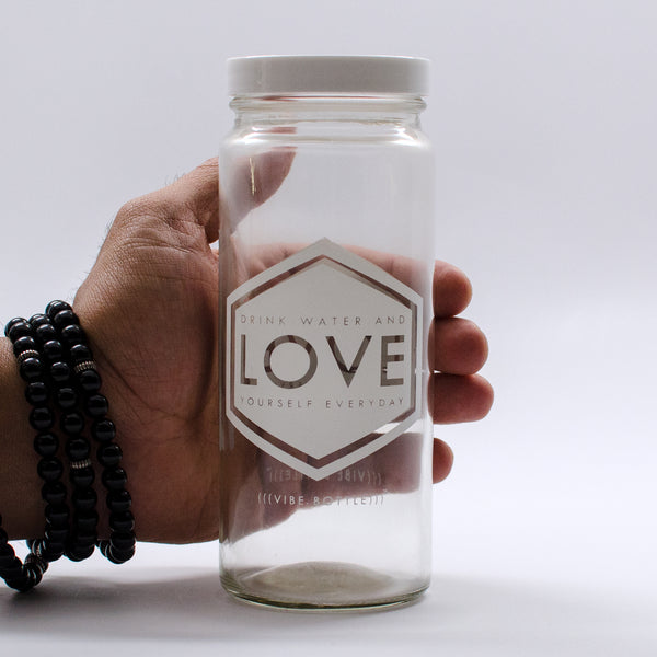 16 oz. Love Yourself Jar