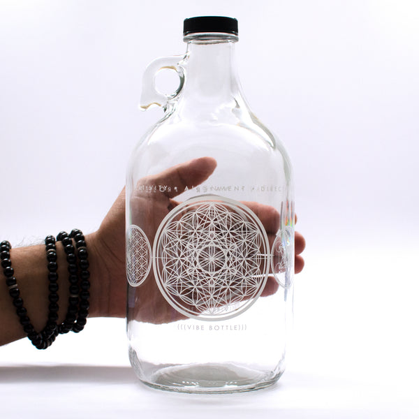 ALIGNMENT JUG - 64 OZ - IN STOCK NOW! - Vibe Bottle