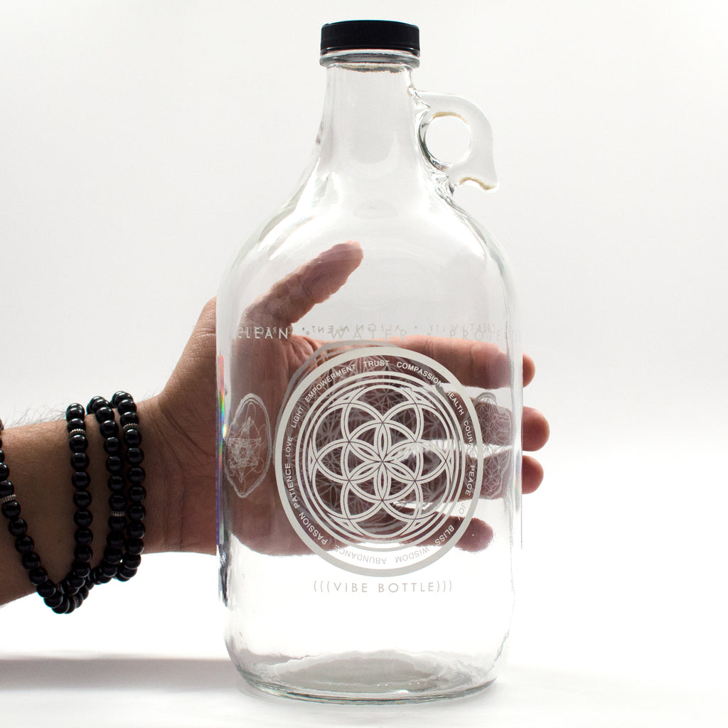 64 oz. Alignment Glass Jug 2