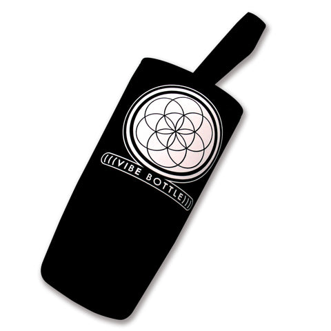 PROTECTIVE SLEEVE - SEED OF LIFE - Vibe Bottle