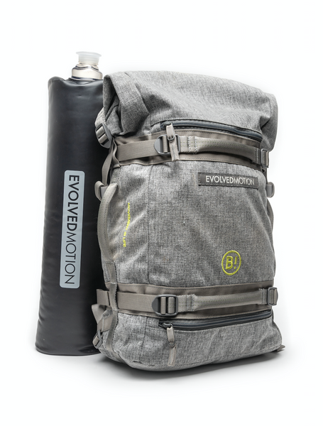 Evolved Motion BIRTHFIT Bag + 2 Reservoirs