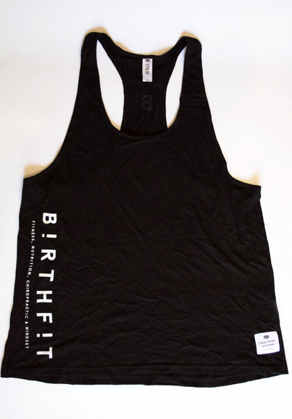 BIRTHFIT- Black Strike Movement Craft Tank