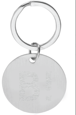 BIRTHFIT Key Chain