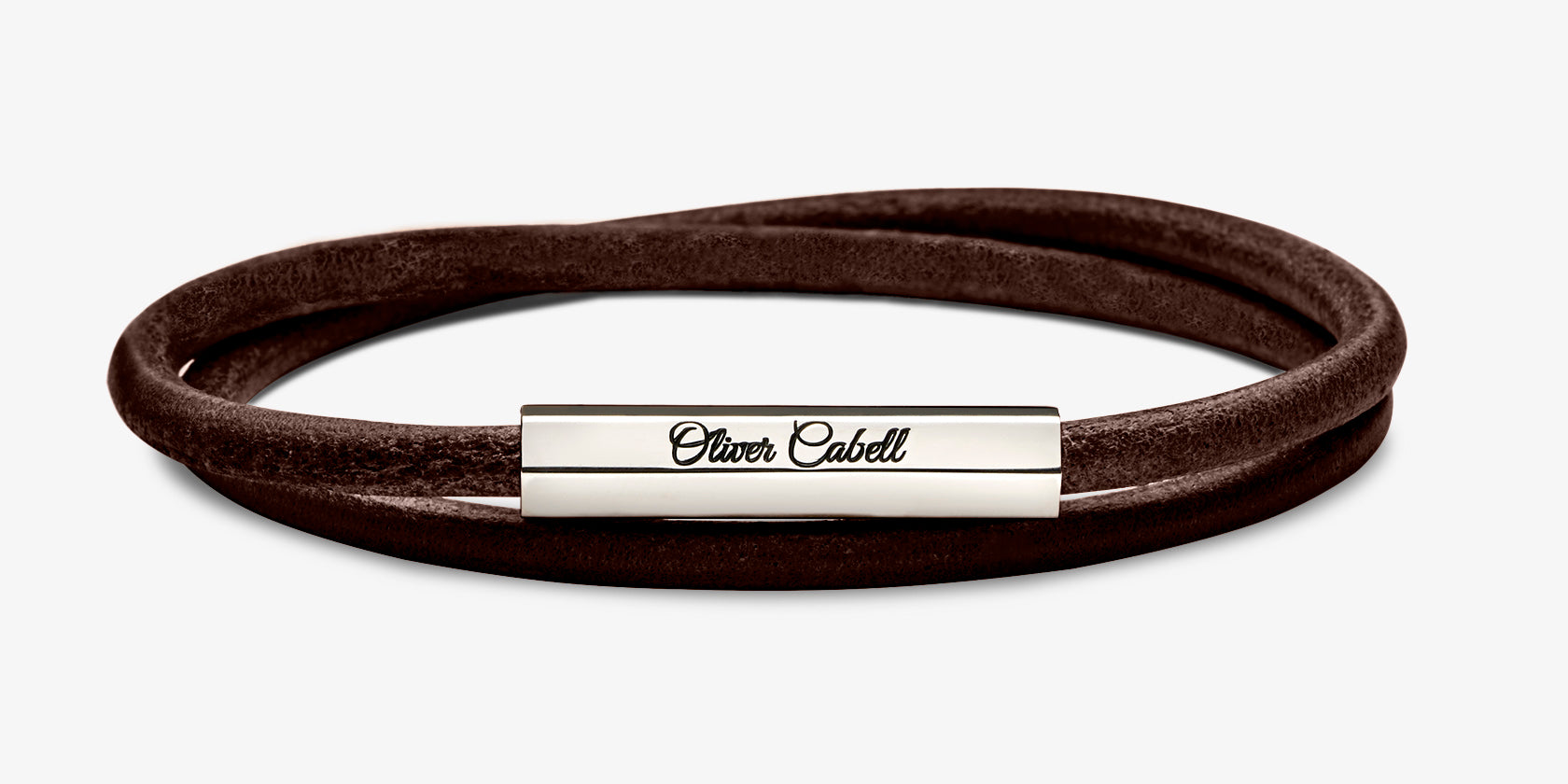 Leather Wrap | Brown