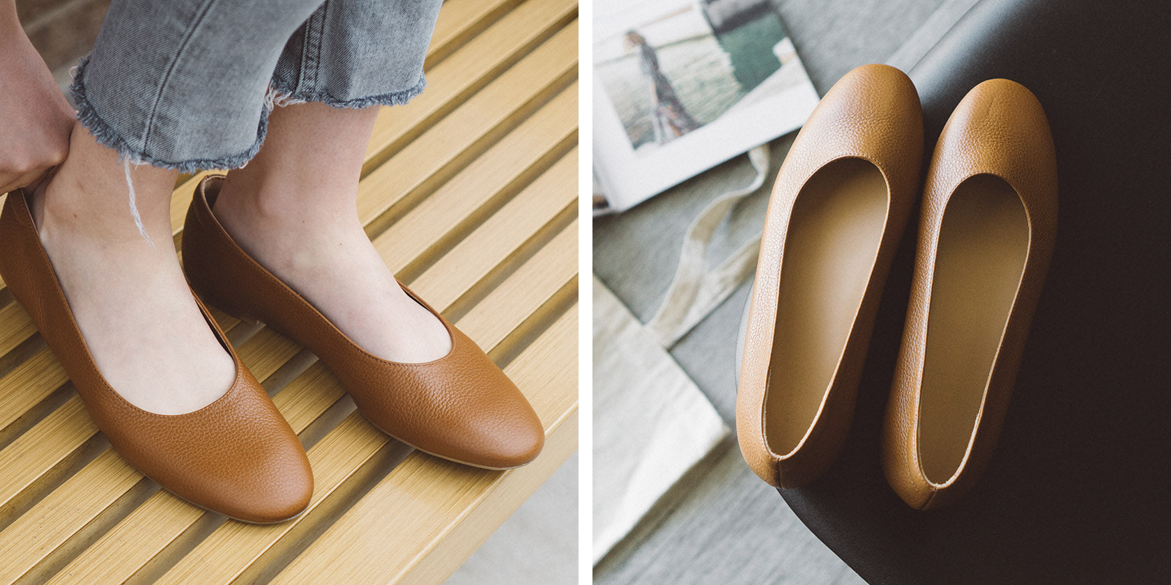 Dream Flat | Saddle