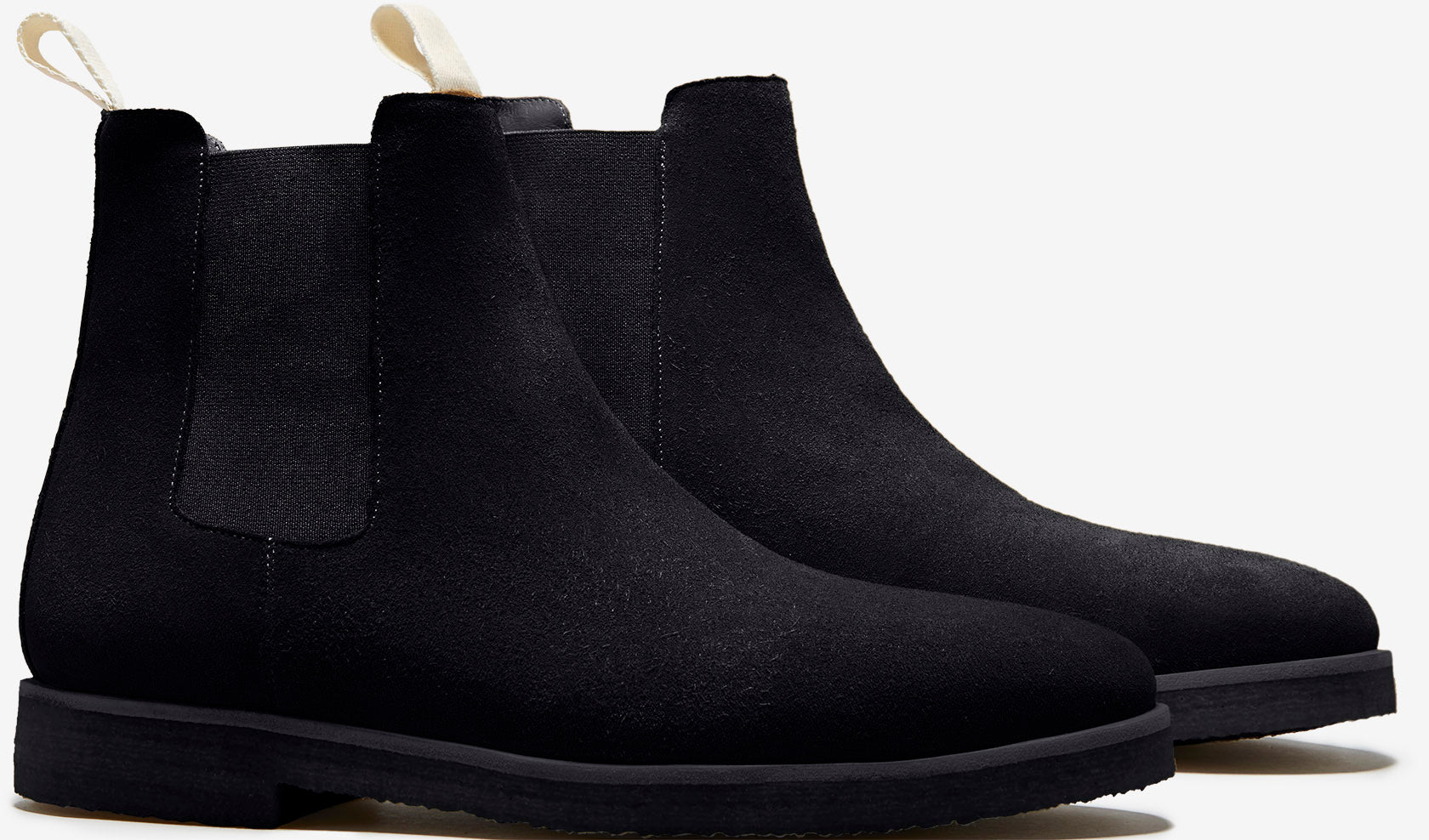 Design Details for Chelsea Boot | Black
