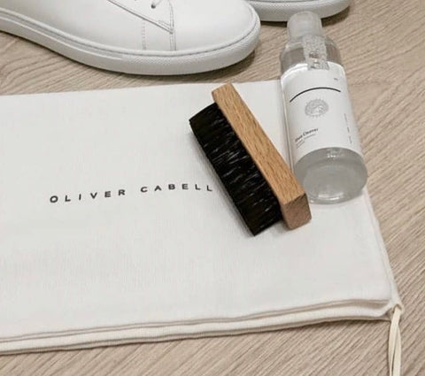 Oliver Cabell Premium Shoe Cleaning Kit