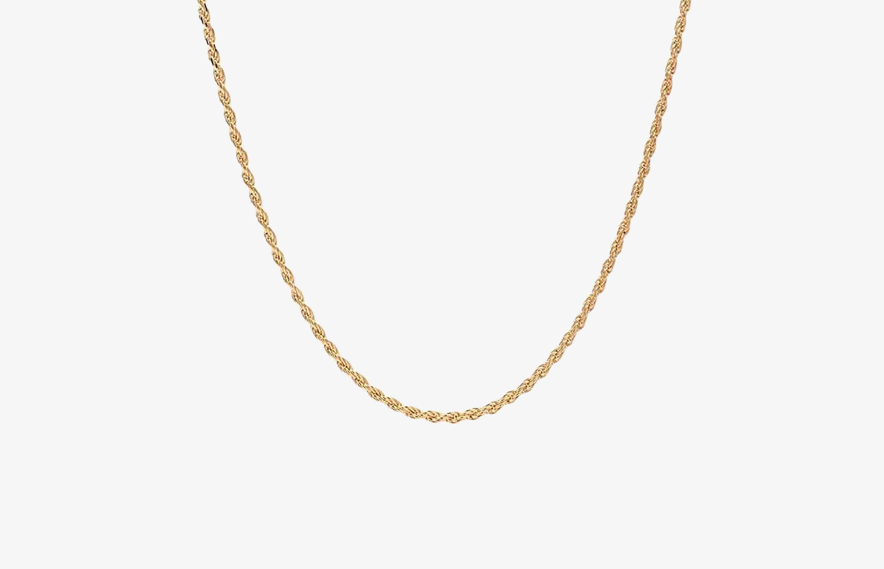 Presale — 1.8mm Rope Chain | 18K Gold 1
