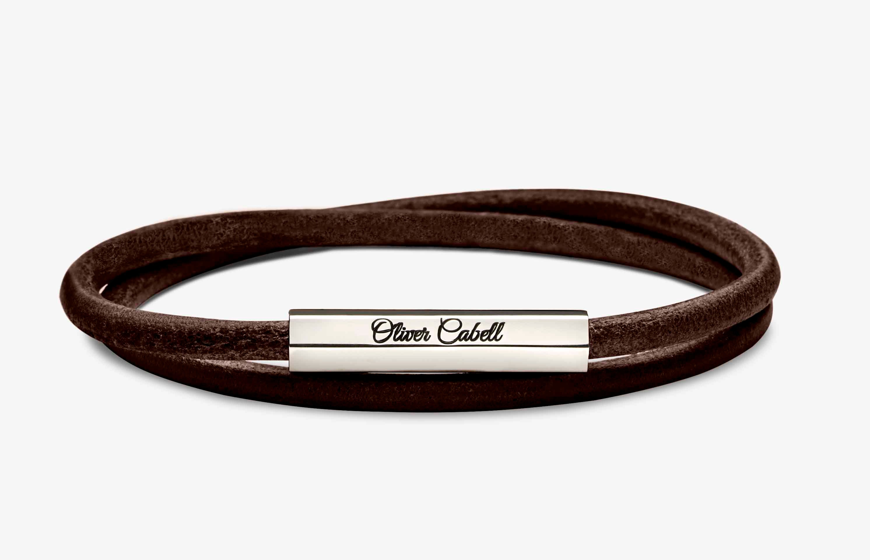 Leather Wrap | Brown 1