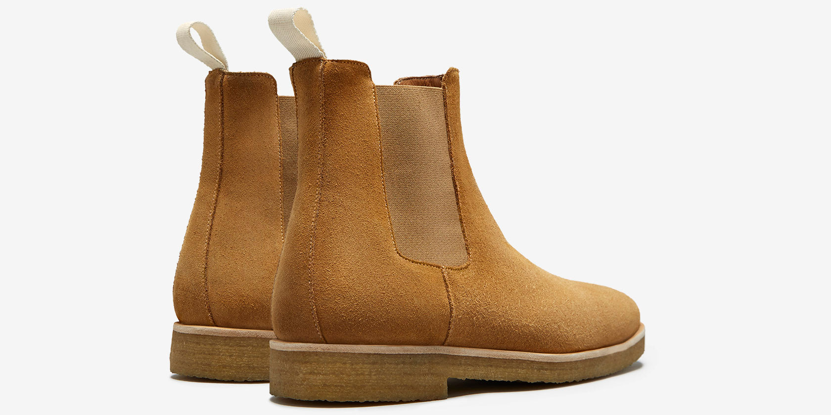 Design Details for Chelsea Boot | Cappuccino
