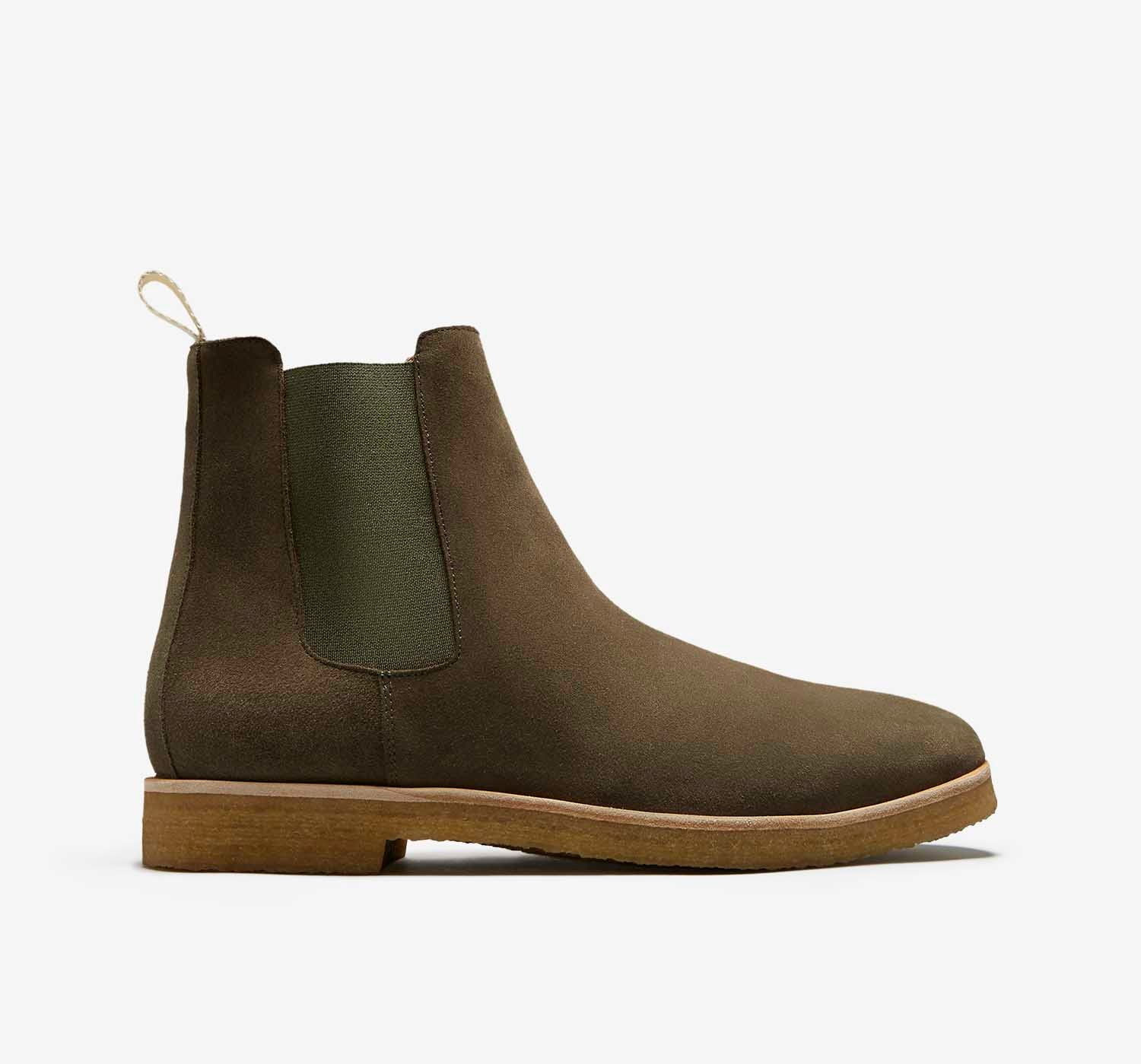 Chelsea Boot | Truffle by Oliver Cabell