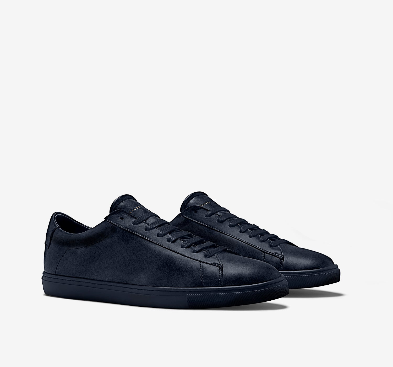 Low 1 | Navy Nubuck