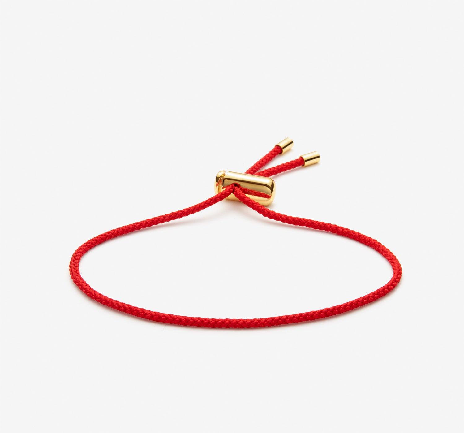Cameron Cord Bracelet | Red