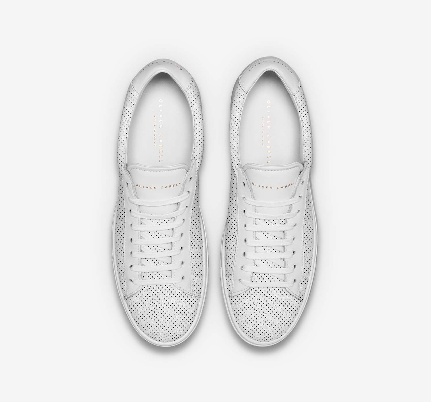 Low 1 | Perf White