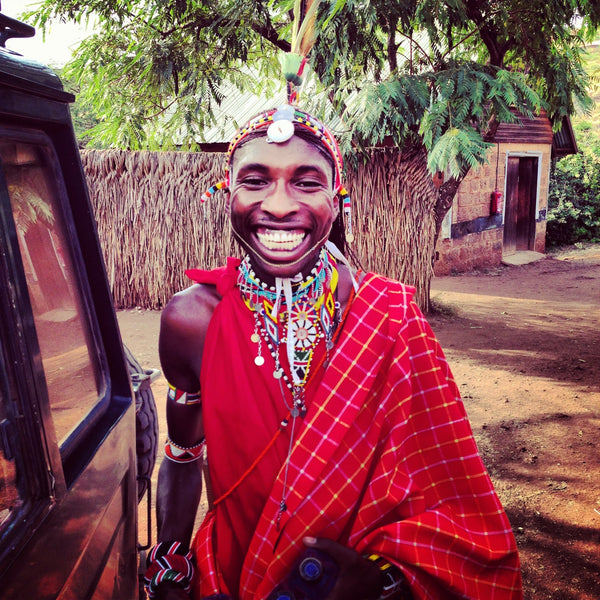 The Magnificent Masai - Our Trip to Africa