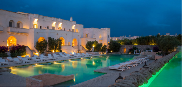 """We Love This Hotel So Much We Forgot We Brought our Kids""- A Weekend at the Borgo Egnazia"