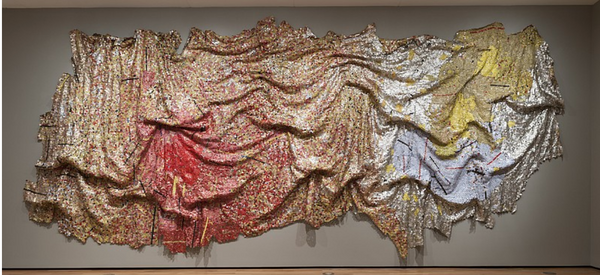 One Man's Trash Is Another Man's Treasure - El Anatsui's Brooklyn Museum Exhibition