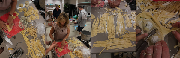 Homemade Pasta with Thomas Fuchs & Friends!