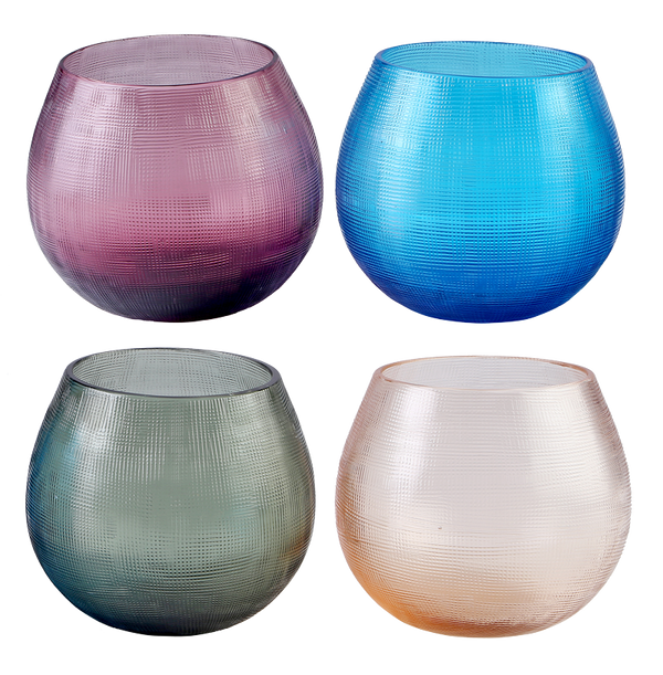 Roly Poly Glass - SET OF 4