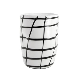 PRE-ORDER Set of Six - Burian Grid - White