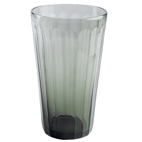 Pint Glass Grey
