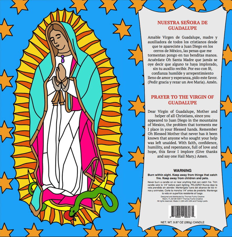 Virgin of Guadalupe - Windows Collection