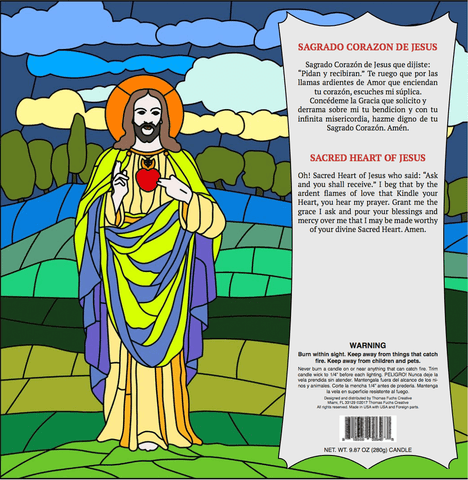 Sacred Heart of Jesus - Windows Collection