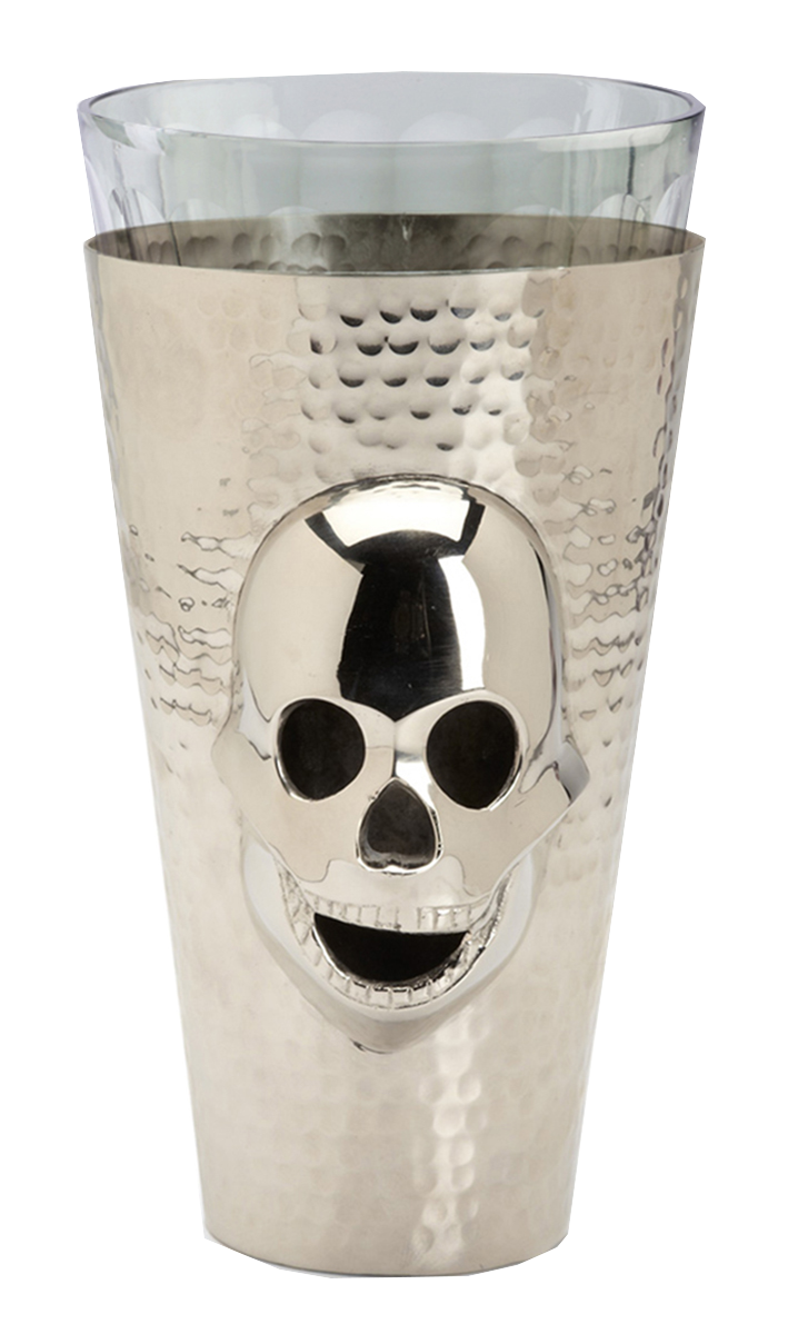 Skull Cocktail Shaker