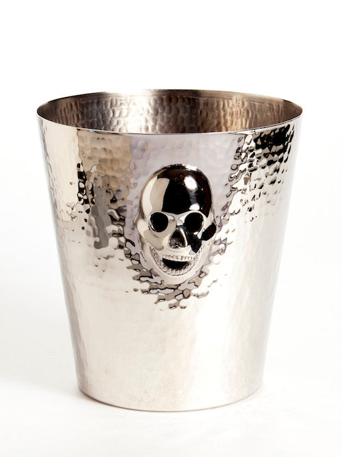 Skull Metal Ice Bucket