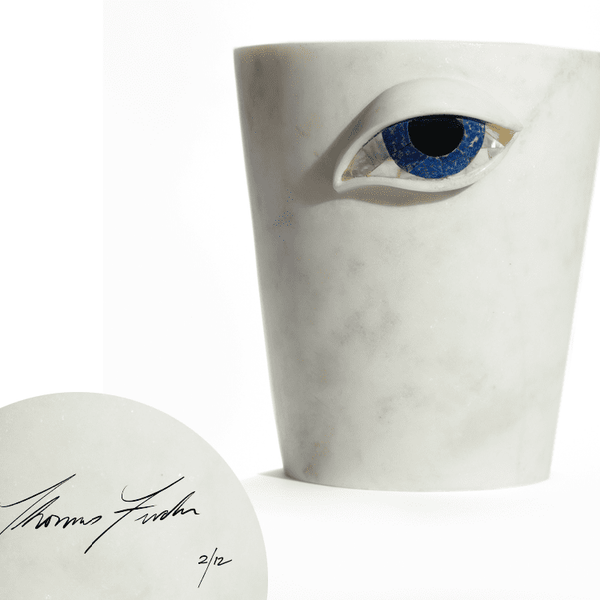LIMITED EDITION - Marble Eye Champagne Ice Bucket