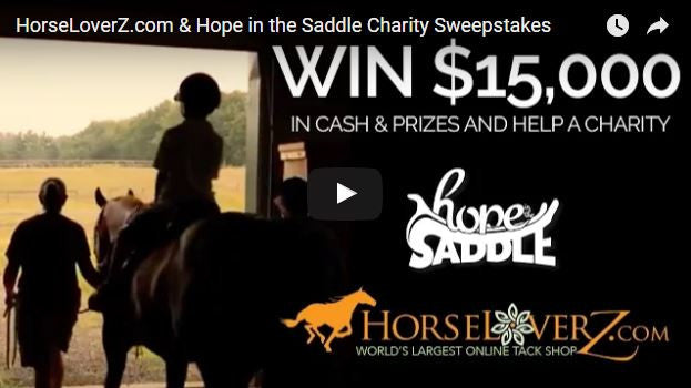 Hope in the Saddle Charity Sweepstakes