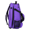 Huntley Equestrian Deluxe Equestrian Backpack, Purple