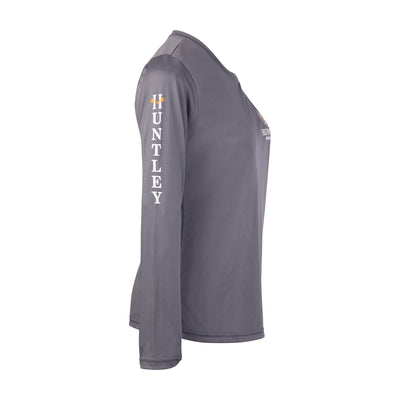 Huntley Equestrian Long Sleeve Cooling Performance Crew Shirt - Huntley Equestrian