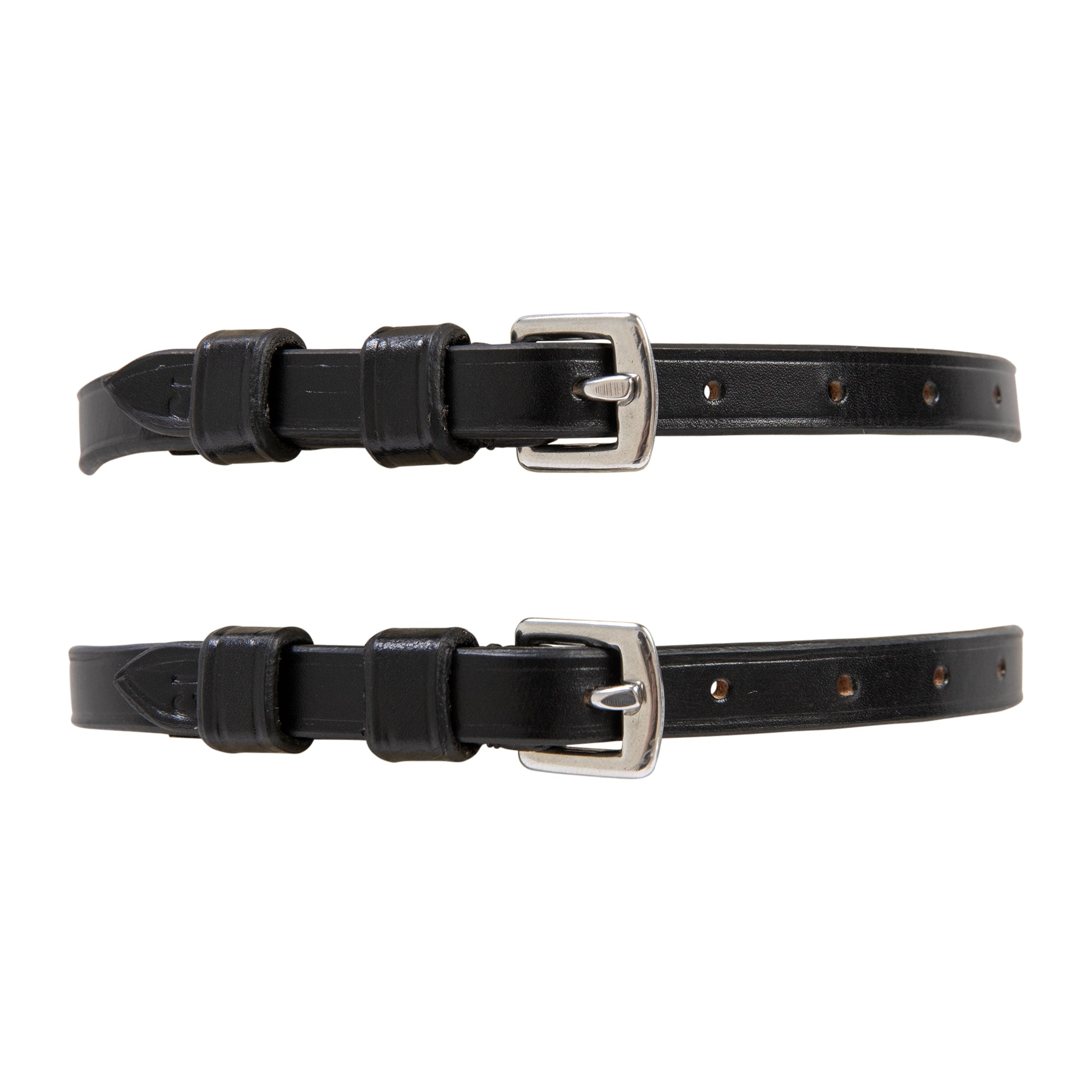 Huntley Equestrian Premium English Leather Spur Straps - Huntley Equestrian