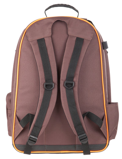 Huntley Equestrian Deluxe Equestrian Backpack, Brown