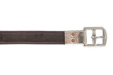 Huntley Equestrian Sedgwick Leather Flat Buckle Stirrup Leathers - Huntley Equestrian