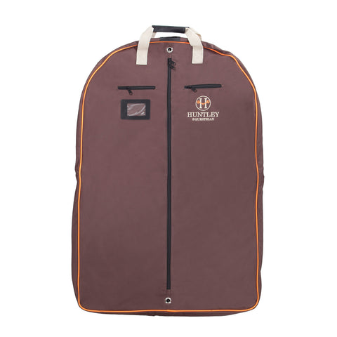 Huntley Equestrian Deluxe Garment Bag - Huntley Equestrian