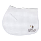 Huntley Equestrian All Purpose English Saddle Pad - Huntley Equestrian