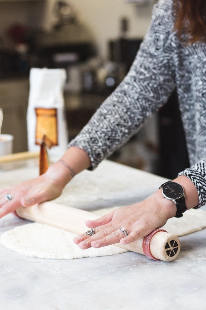 Pizzacraft rolling pin