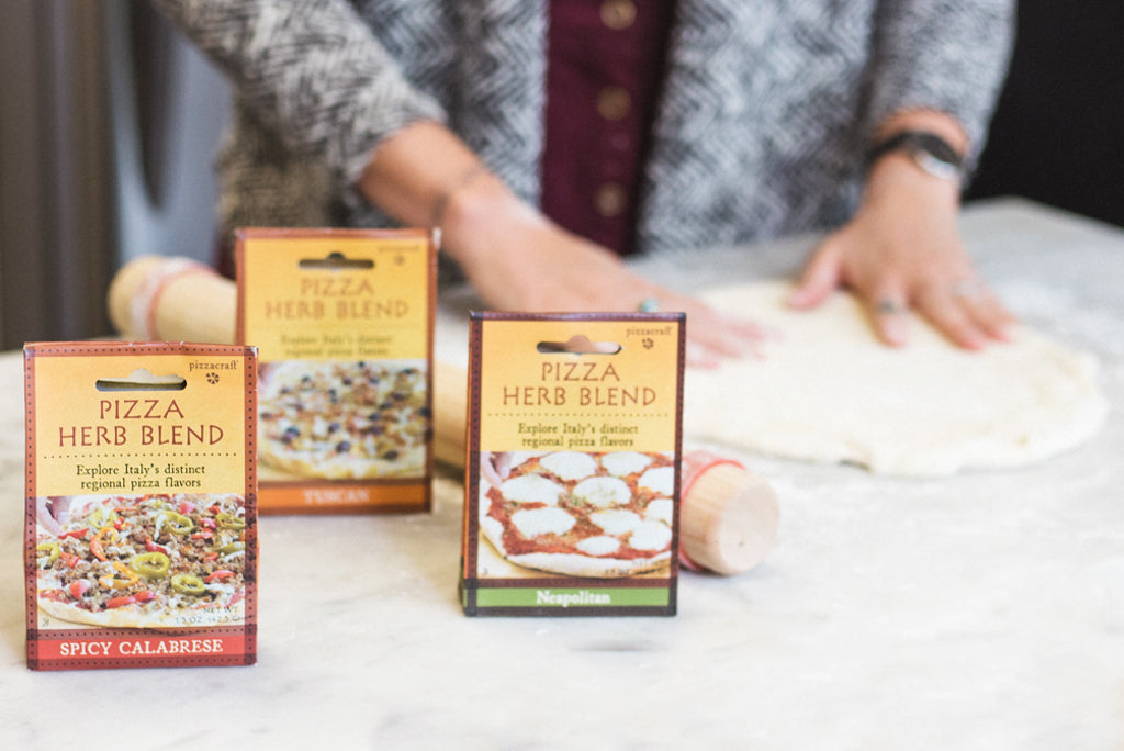 Pizzacraft Herb Blends Seasoning