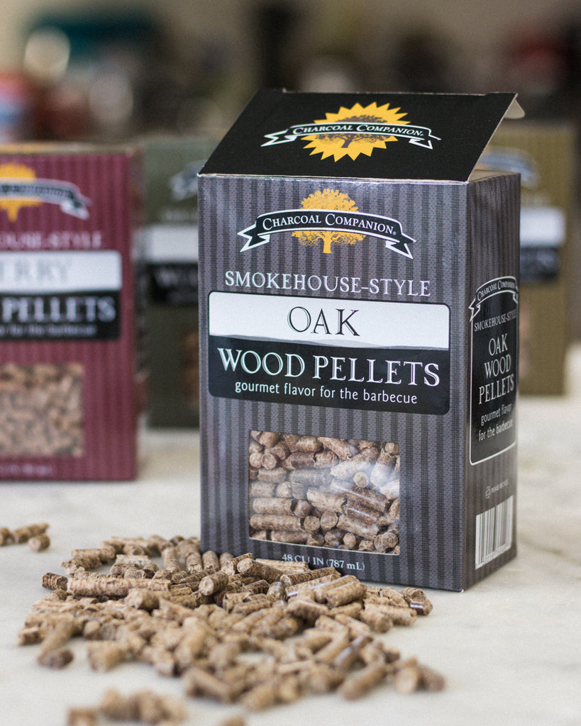 wood pellets wood chips smoker