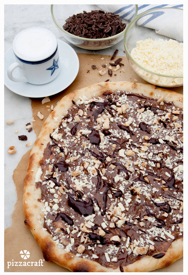 Ready to Eat Chocolate Overload Pizza