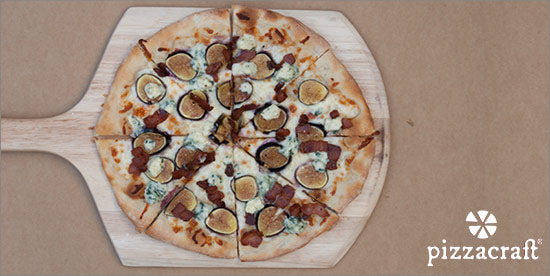 Fig & Blue Cheese Pizza