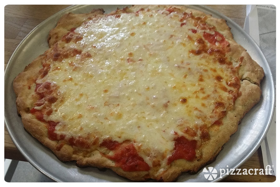 Gluten-Free Cheese Pizza
