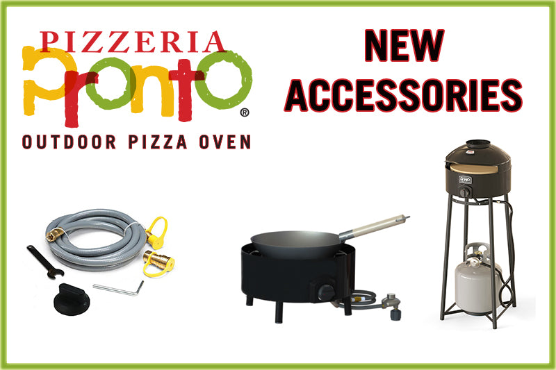 New Pizzeria Pronto Accessories
